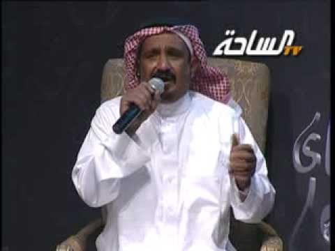 الشاعر سعد بن جدلان في الحلقة الرابعة - شاعر المعنى2
