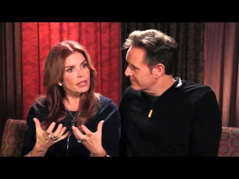 Son of God Interview by Ray Johnston with Mark Burnett and Roma Downey
