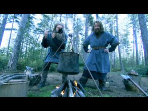 Horrible Histories Winter Cooking With The Hairy Vikings