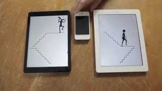 Phim hoạt hình siêu đỉnh trên iphone