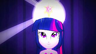 Equestria Girls Cancion Pisando Fuerte (ingles)