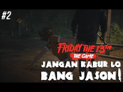 Bacok-Bacokan sama Jason - Friday the 13th Indonesia #2