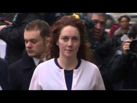 Phone hacking trial Rebekah Brooks begins her evidence - 20 February 2014