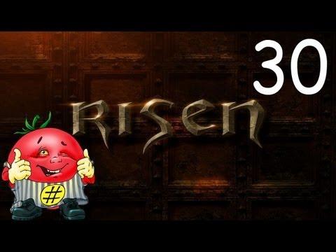Прохождение Risen: 30я часть [Упыри мля...]