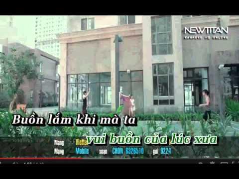 Karaoke Người Lạ Từng Yêu Kedirong Cover mời nữ ft