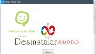 Desinstalar SNAP.DO Do Google Chrome
