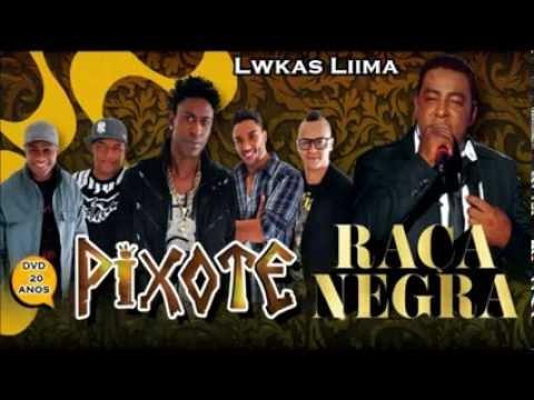 Pixote Part. Luiz Carlos (Raça Negra) - Insegurança | DVD 20 ANOS