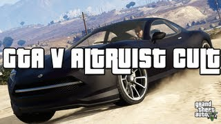 GTA V Altruist Cult CANNIBALS!! They Eat People AND PAY