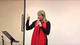 La Guarigione attraverso la consolazione (Parte3) - Pastore Diana Aliotti
