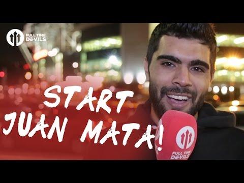 Start Juan Mata! | Manchester United 1-0 Manchester City | REVIEW