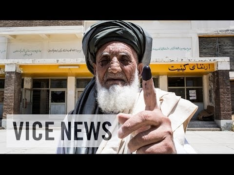 Elections in Kabul (Dispatch 2)