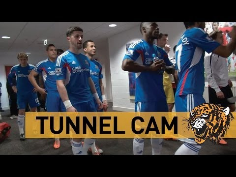 Cardiff City v Hull City | Tunnel Cam