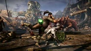 Mortal Kombat X - Mortal Kombat XL Bejelentés Trailer