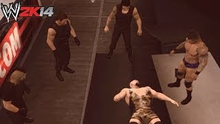 GAMING REMAKE Big Show & The Authority Make A Deal WWE