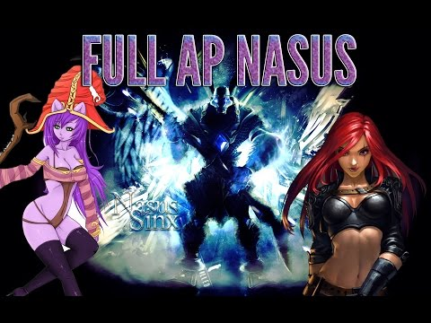The Adventures of Full AP Nasus