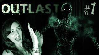 I SAW THE WALRIDER!! - Outlast #7 - w/ Funny Facecam Reactions