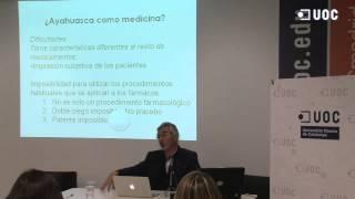 Josep Ma. Fábregas_ Ayahuasca -- Droga o medicina: Uso en psicoterapia.._22/03/2014