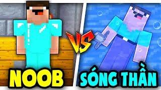 Troll NOOB Bằng SÓNG THẦN Trong Minecraft!!