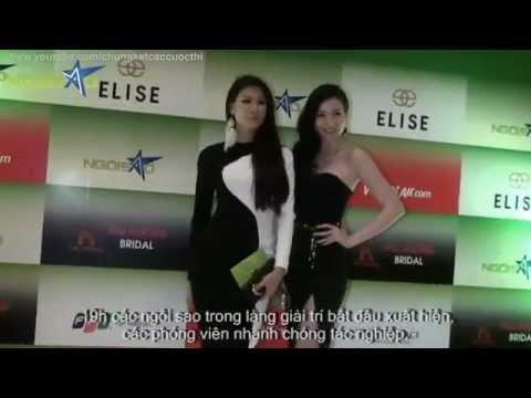 Chung kết Miss Ngôi Sao 2012 tại White Palce