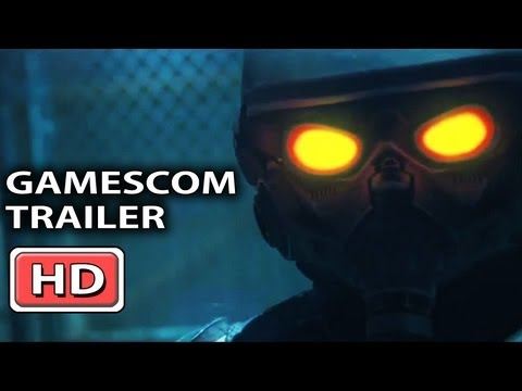 Killzone Mercenary Trailer (Gamescom 2012)