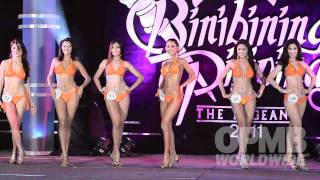 Bb. Pilipinas 2011 Candidates @ Press Presentation
