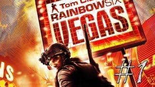 Прохождение игры Tom Clancy's Rainbow Six: Vegas 2.