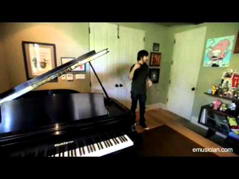 [Emusician.com] Mike Shinoda in his homestudio pt.1