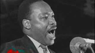 Martin Luther King Junior's Historic Last Speech