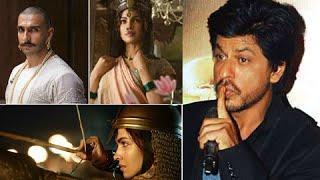 Shahrukh Khan Avoiding Clash With Deepika & Priyanka  Dilwale vs Bajirao Mastani