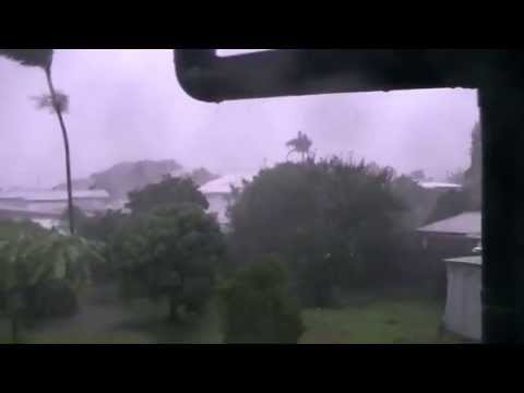 Cyclone Ita Townsville