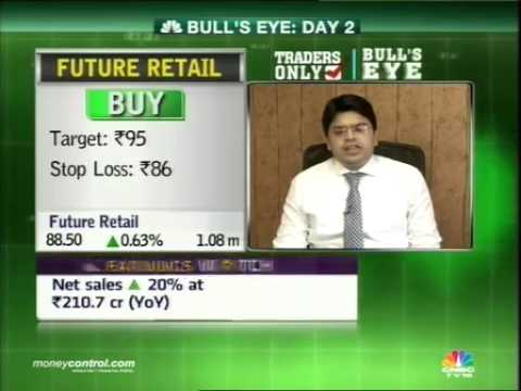 Buy Future Retail, Reliance Communications: Paras Bothra