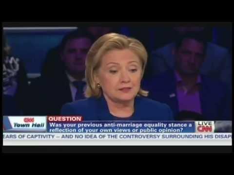 CNN Town Hall: Hillary Clinton's Hard Choices (June 17, 2014)
