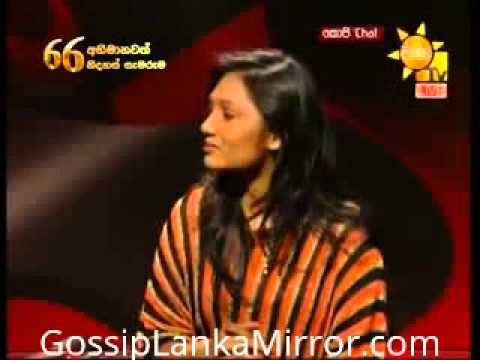 upeksha swarnamali's dog_GossipLankaMirror.com