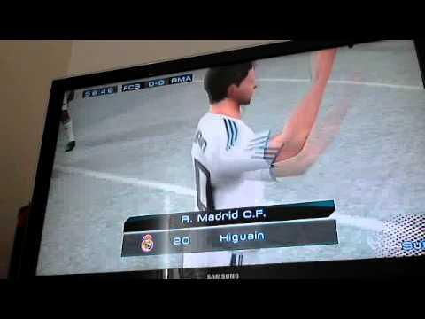 Real football 2011 ma premiere vidéo