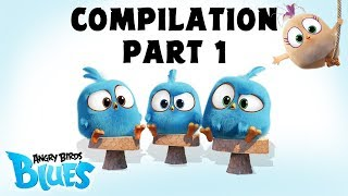 Angry Birds Blues - 1-10