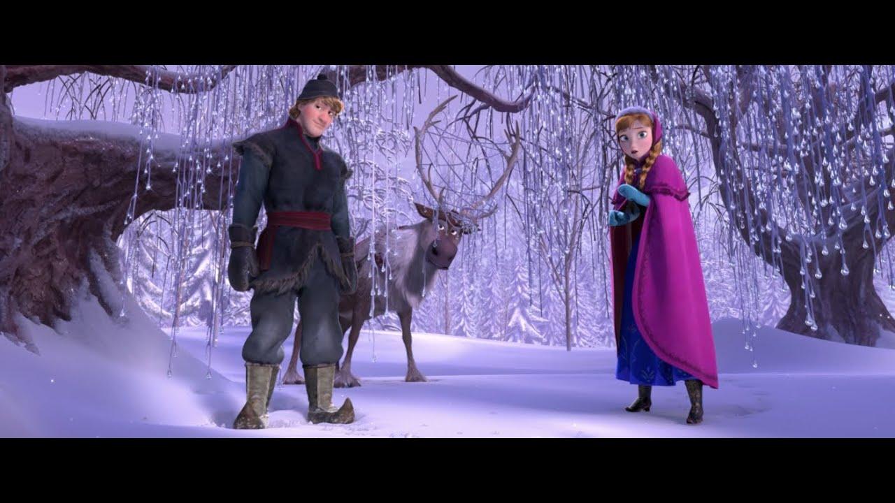 【冰雪奇緣 Disney's Frozen Official Trailer】【Yao】