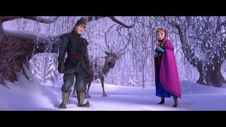 FROZEN Full length animated movie