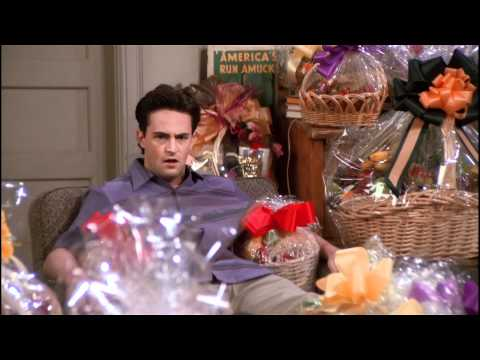 FRIENDS CAMPAIGN: JOEY TRIBBIANI'S GUIDE TO DATING - Steven Seller, Comedy Central UK