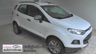 Ford EcoSport Detalhes NoticiasAutomotivas.com.br