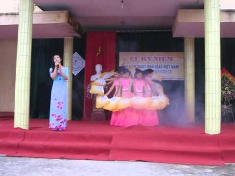 Giải nhất văn nghệ chào mừng 30 năm Ngày Nhà Giáo Việt Nam