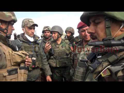 Lính chính phủ Syria bắt sống đc 1 thằng IS