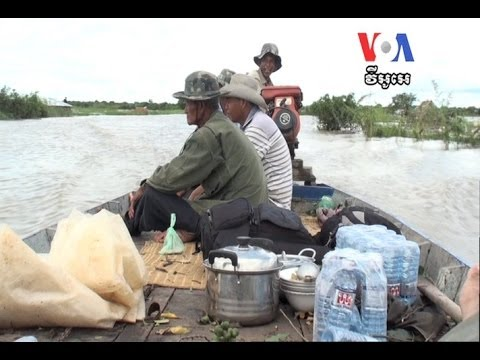 On Tonle Sap, Collusion, Corruption Mean Illegal Fishing