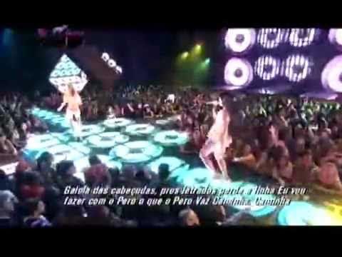 VMB 2010 - Gaiola das Cabeçudas e Restart VMB 2010 MTV