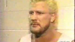 David Schultz Slaps Piss Out Of Reporter
