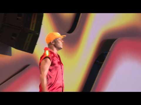 TV Festival: Psirico canta