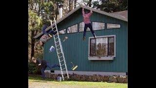 Faily na rebríkoch