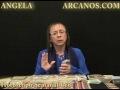Video Horóscopo Semanal LEO  del 5 al 11 Septiembre 2010 (Semana 2010-37) (Lectura del Tarot)