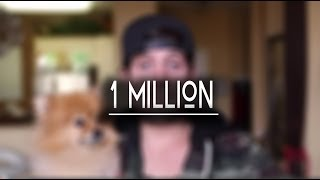 One Million Subscribers & My First Video Ever • Sawyer Hartman