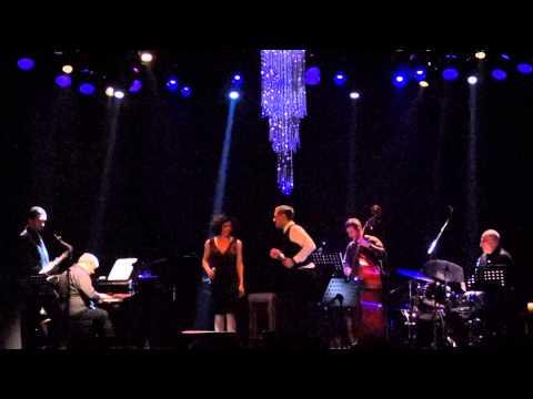 Αδάμ Τσαρούχης & Ειρήνη Κωνσταντινίδη -Autumn Leaves live at Dimitris Kalantzis Quartet Gazarte