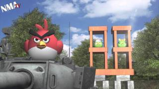 Angry Birds: The Animated Movie Trailer